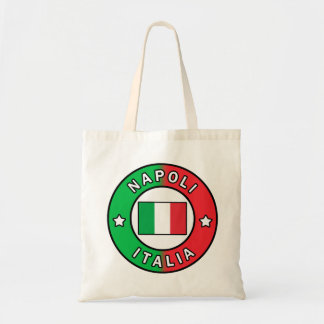 Napoli Italia Tote Bag