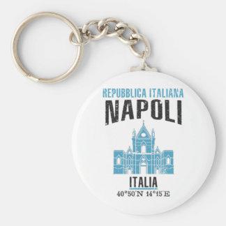 Napoli Key Ring