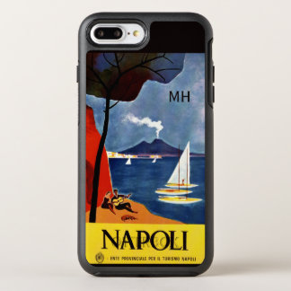 Napoli (Naples) custom monogram phone cases