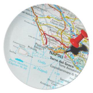 Napoli (Naples), Italy Plate