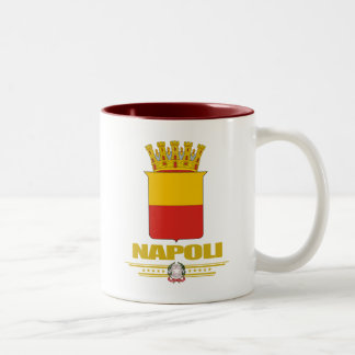 Napoli (Naples) Two-Tone Coffee Mug