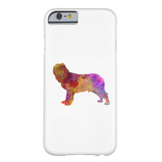Napolitan Ma in watercolor.png Barely There iPhone 6 Case