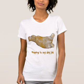 Napping is my day job T-Shirt