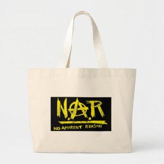 NAR logo Jumbo Tote Bag