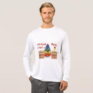 Naragsak a paskua yo apo means Merry Christmas T-Shirt