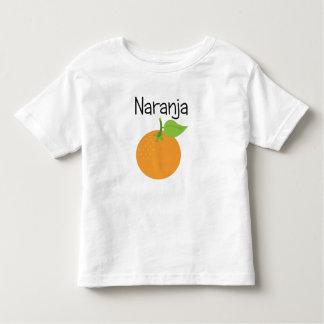Naranja (Orange) Toddler T-Shirt