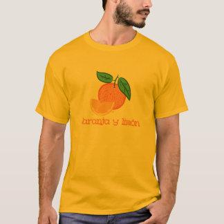 Naranja y limon T-Shirt