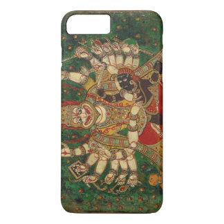 Narasimha Killing Hiranyakashipu On His Lap iPhone 7 Plus Case