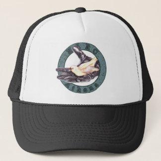 NARC-Athena unit badge Trucker Hat