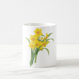 narcissus(Narcissus tazetta) by Redouté Coffee Mug