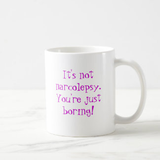 Narcolepsy Mug