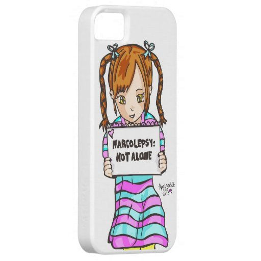 NARCOLEPSY: NOT ALONE™ Fun Phone Case Case For iPhone 5/5S