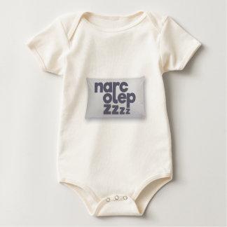 Narcolepsy zzz baby bodysuit