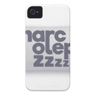 Narcolepsy zzz iPhone 4 covers