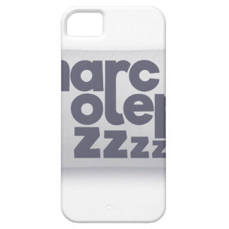 Narcolepsy zzz iPhone 5 cases