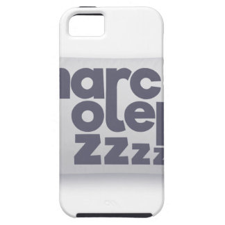 Narcolepsy zzz iPhone 5 cover