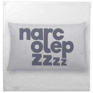 Narcolepsy zzz napkin