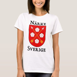 Närke, Sverige T-Shirt