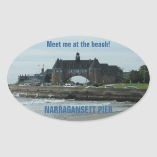 NARRAGANSETT stickers (4)