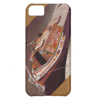 """Narrow Boat """"Gifford"""" iPhone 5C Case"""