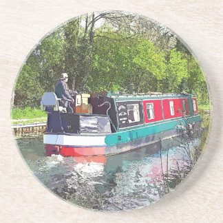 NARROWBOATS BEVERAGE COASTERS