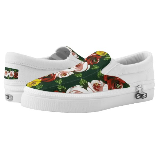 NARROWBOATS PRINTED SHOES