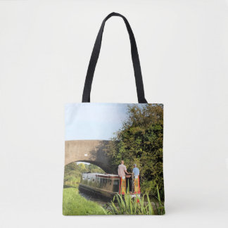 NARROWBOATS TOTE BAG