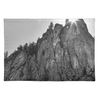 Narrows Pinnacle Boulder Canyon Placemat