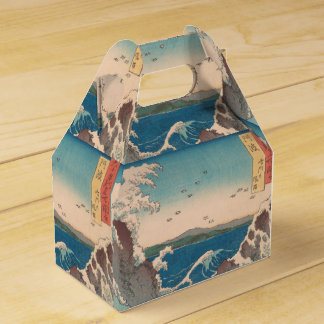 Naruto Whirlpool Japanese  Hiroshige art Favour Box