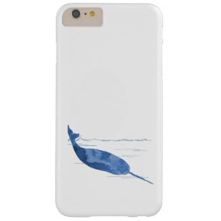 Narwhal Barely There iPhone 6 Plus Case