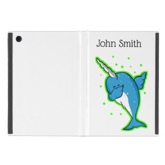 Narwhal Dabbing Dab Case For iPad Mini