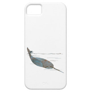 Narwhal iPhone 5 Cover