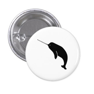 Narwhal Pictogram Button