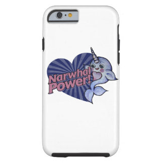 Narwhal Power Tough iPhone 6 Case