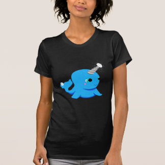 Narwhal snowball fight! T-Shirt