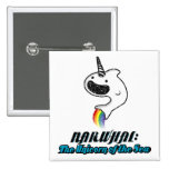 Narwhal:The Unicorn of the Sea Pinback Buttons