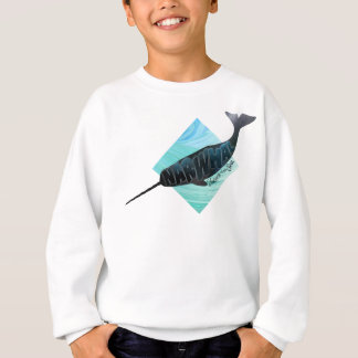 Narwhal-Unicorn of the Sea Sweatshirt