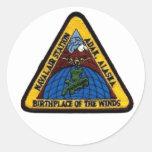"NAS Adak, Alaska Sticker ""Birthplace of the Winds"""