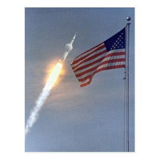 NASA: Apollo11 Postcard