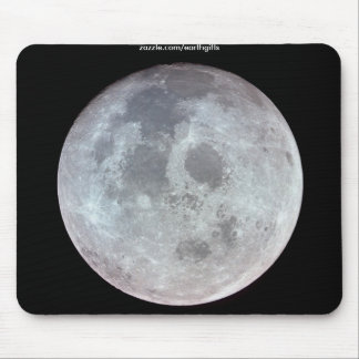 NASA & APOLLO SPACE MOUSE PAD