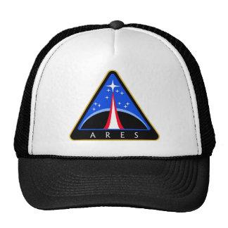 NASA Ares Rocket Logo Hats