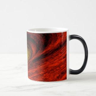 NASA / Artist Rendering / Spinning Black Hole Magic Mug