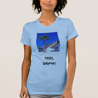 NASA, Bahamas T-shirt