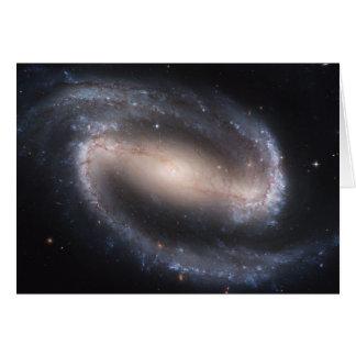 NASA - Barred Spiral Galaxy NGC1300 Card