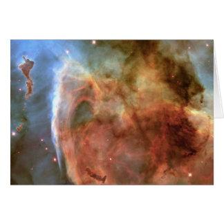 NASA - Carina Nebula - NGC3372 Card