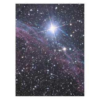 NASA ESA Veil nebula Tablecloth