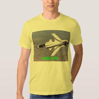 nasa experimental X-29 T-shirt
