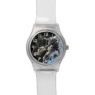 NASA First American Astronaut Spacewalk Photo Watch