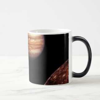 NASA Jupiter & Moons Morphing Mug