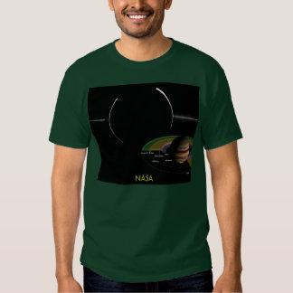 NASA Jupiter Rings Mosaic Tshirt